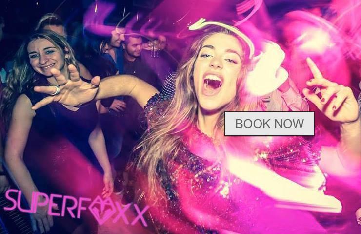 Superfoxx club picture